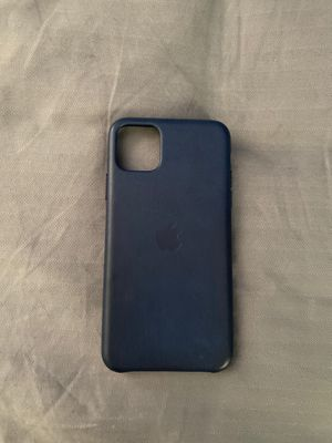 iPhone 11 Pro Max leather case for Sale in Overton, TX