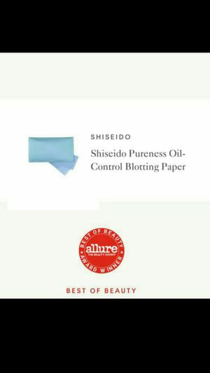 Shiseido Pureness Sheets w Free Gift for Sale in Quincy, MA