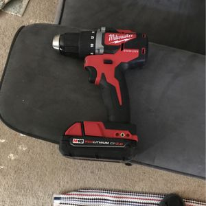 Milwaukee M18 Cordless Driver Drill for Sale in Columbia, MD