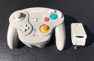 Nintendo GameCube waivebird wireless controller for Sale in Anaheim, CA