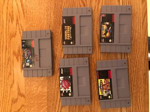 Rare Classic Nintendo NES Games for Sale in Lynnwood, WA