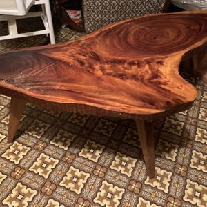 Live Edge Wood Walnut Table. for Sale in Danville, PA