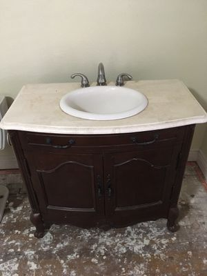 Used bathroom vanity for Sale in Castro Valley, CA