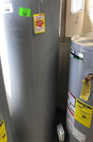 Electric water heater 5S7R6 for Sale in Dallas, TX