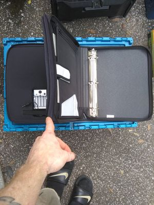 Five Star binder w/ extras for Sale in Milton, FL