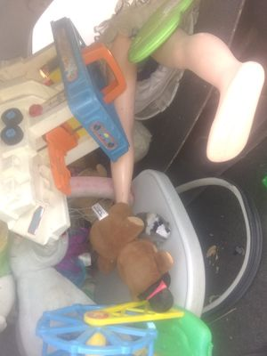Toys, my Little pony, Disney, doll houses, alot more for Sale in Reedley, CA
