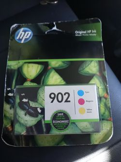 Hp 902 color ink cartridge for Sale in Union Park,  FL