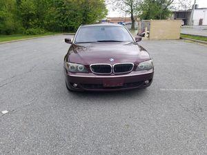 2006 BMW 750 Li for Sale in MONTGOMRY VLG, MD
