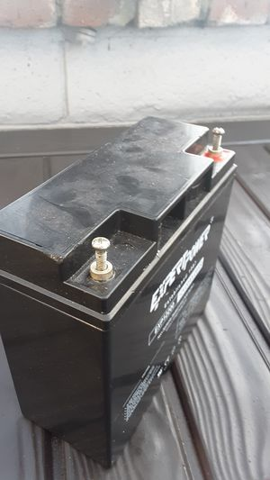 12 volt battery for Sale in Newport Beach, CA