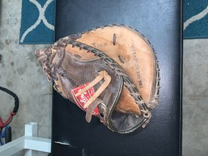 Catchers mit, baseball glove for Sale in Golden, CO