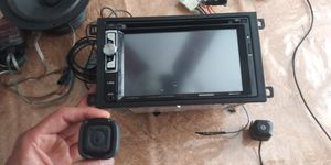 dual double DIN stereo navigation Bluetooth for Sale in Denver, CO