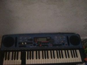 Yamaha DJX keyboard for Sale in Los Angeles, CA