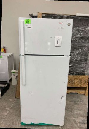 GE Refrigerator 🥶 GTS18HGNRWW 17.5 cu HRL for Sale in Westminster, CA