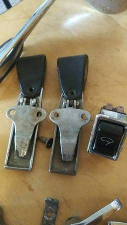 Alfa...mercedes..porsche..ducati..parts for Sale in San Francisco, CA