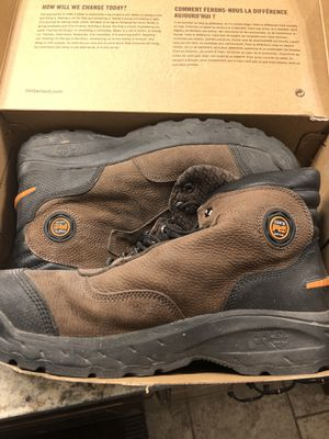 Timberland work boots for Sale in San Angelo, TX