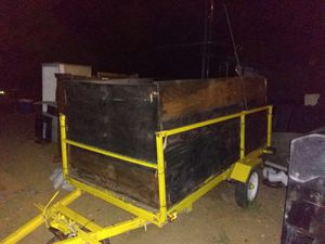 Utility trailer 4x9 great for lawnmower 's or atv for Sale in Laredo, TX