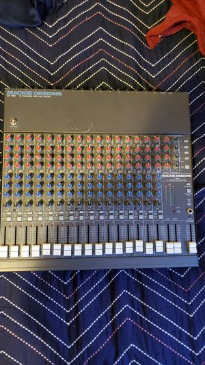 Mackie mixer for Sale in Stockton, CA