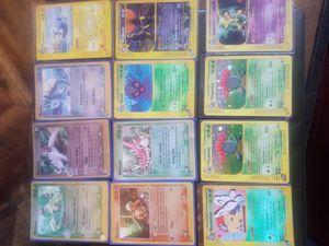 Pokemon e reader cards for Sale in La Mirada, CA
