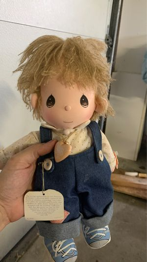 """Precious Moments Last Forever Applause doll """"Flippy"""" -1985 for Sale in Rotonda West, FL"""