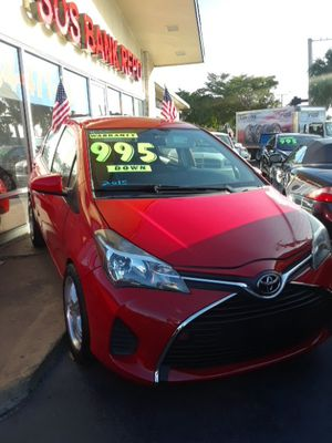 2015 Toyota Yaris $995 DOWN for Sale in Plantation, FL