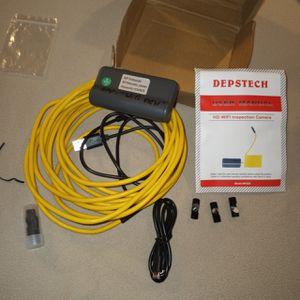 Depstech HD WIFI Waterproof Inspection Camera for Sale in Surprise, AZ