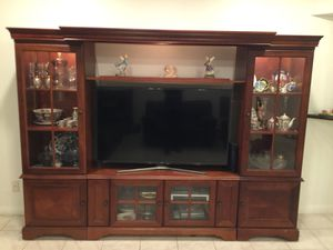 Wall entertainment unit for Sale in West Los Angeles, CA