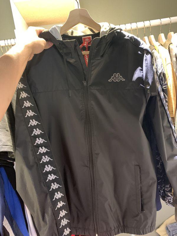 Kappa men's jacket bundle size medium