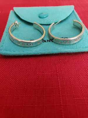 Tiffany & Co earrings for Sale in Lake Forest, CA