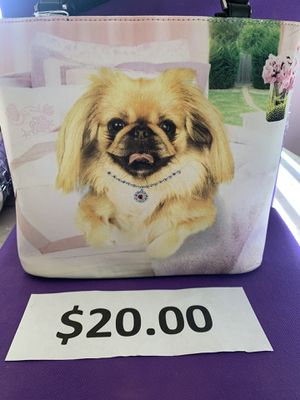 Purse - canine style! I love it!!! It is yours! for Sale in Santa Ana, CA
