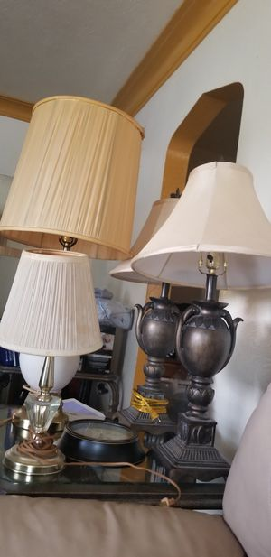 Lamps!!! for Sale in Denver, CO