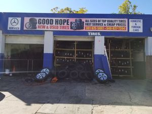 GOOD HOPE NEW AND USED TIRES SALES (VERY CHEAP) for Sale in Washington, DC
