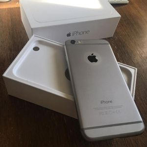 """iPhone 6 ,,Factory UNLOCKED Excellent CONDITION """"aS liKE nEW"""" for Sale in Fort Belvoir, VA"""