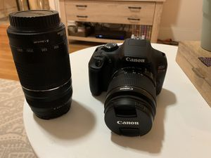 Canon T6 DSLR for Sale in San Francisco, CA