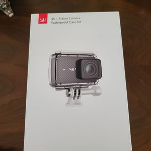 Y1 4k + Action Camera with Waterproof Case Kit for Sale in Brighton, CO