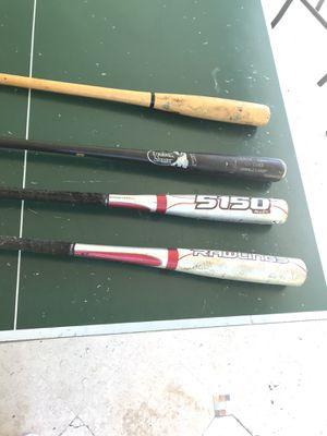 Baseball bats for Sale in Pinecrest, FL