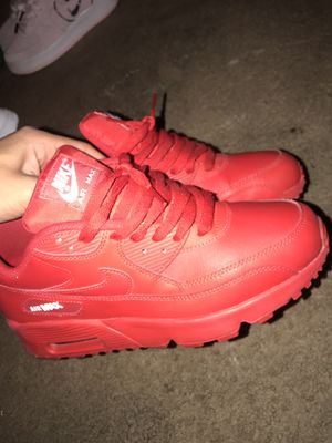 Red Air Max for Sale in Las Vegas, NV