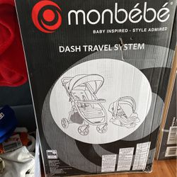 Monbebe Travel System for Sale in Damascus,  OR