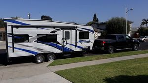2017 Eclipse Attitude Toy Hauler for Sale in Downey, CA