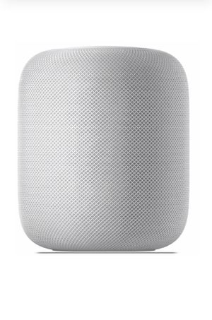 NEW Apple HomePod White (Never Used, Perfect Condition, Open Box. New Apple Smart Speaker with Siri assistant) for Sale in Vancouver, WA