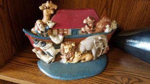 Noah's Ark bookend, Door stop. Solid metal. 67th Avenue and Peoria Road for Sale in Glendale, AZ