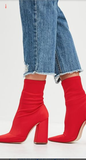 Miss guided red boots. NEW for Sale in Fullerton, CA