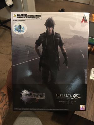 Final Fantasy 15 Play Arts Action figure for Sale in Duluth, GA