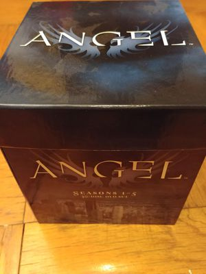 Angel complete series DVD set for Sale in Lincolnia, VA