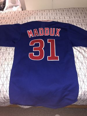 half off e7883 2f2ba New and Used Cubs jersey for Sale in Dearborn, MI - OfferUp