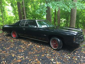 1974 Chevrolet Impala Sport Coupe 350ci 4bbl for Sale in East Haddam, CT