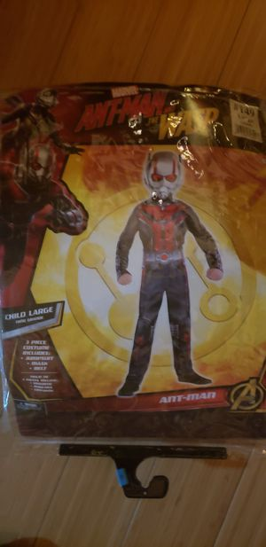 Ant man costume avengers child for Sale in New York, NY