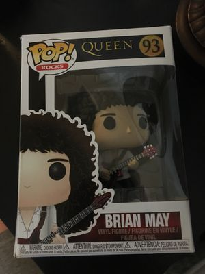 Brian May Funko POP Action Figure Queen Collectable item for Sale in Frisco, TX