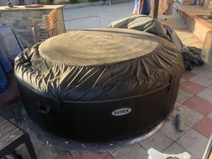 Intex 6 person spa! Brand new! Never used! for Sale in Tujunga, CA