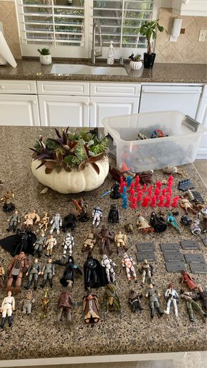 Star Wars toys for Sale in San Juan Capistrano, CA