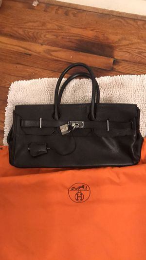 Hermès Birkin 42' black Hermès for Sale in DW GDNS, TX